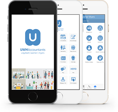 Free App from UWM Accountants